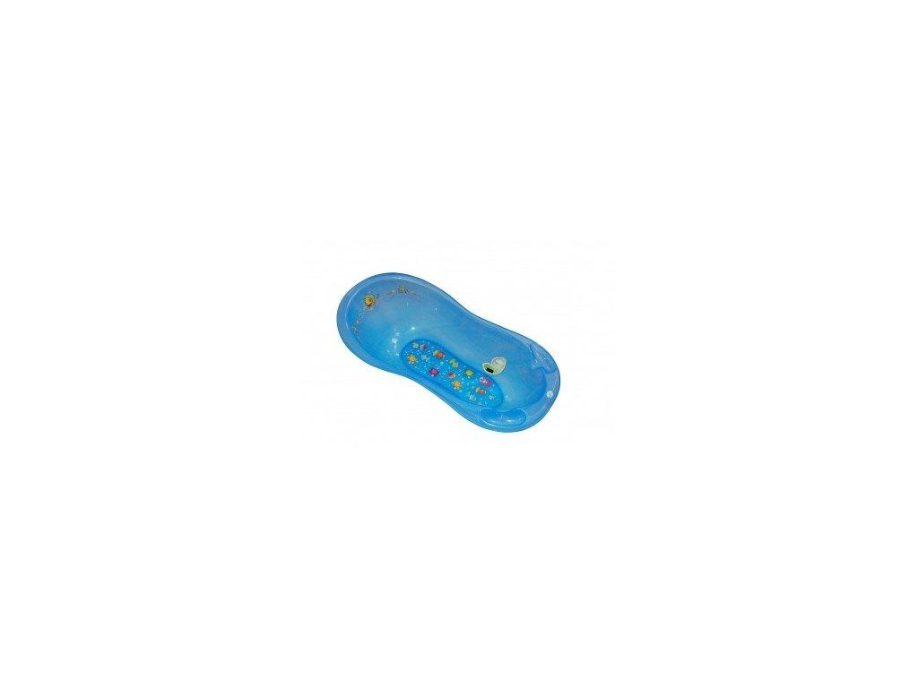 Dětská vanička Aqua modrá Tega 102 cm