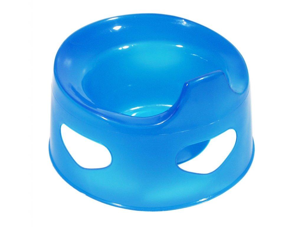 Nočník dětský malý modrý Tega