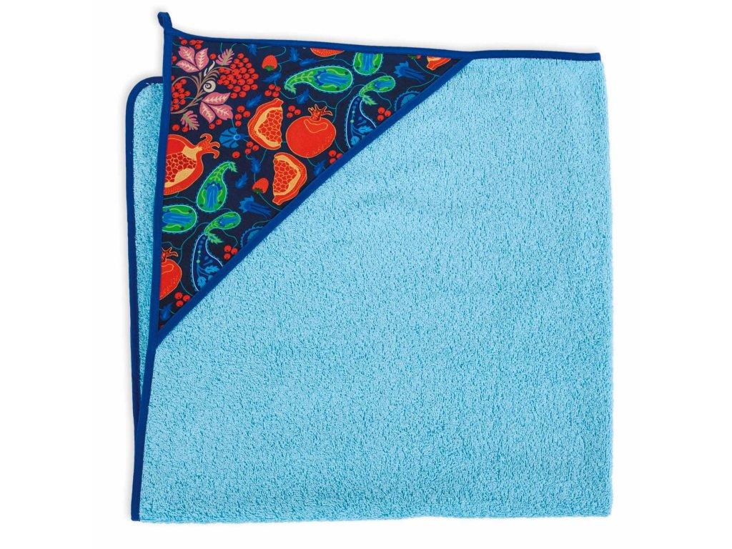 Froté ručník (100x100) Granadas