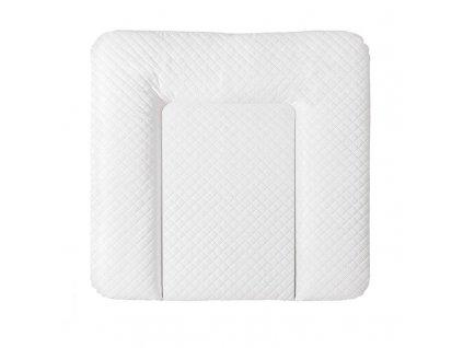 Přebalovací podložka na komodu (Netkané textilie) 75x72 cm Caro bílá