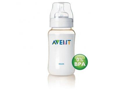Kojenecká láhev 330ml (PES), bez BPA Avent