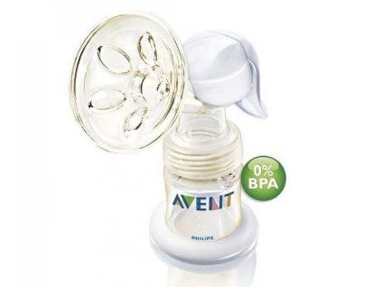 Odsávačka mléka manuální Avent
