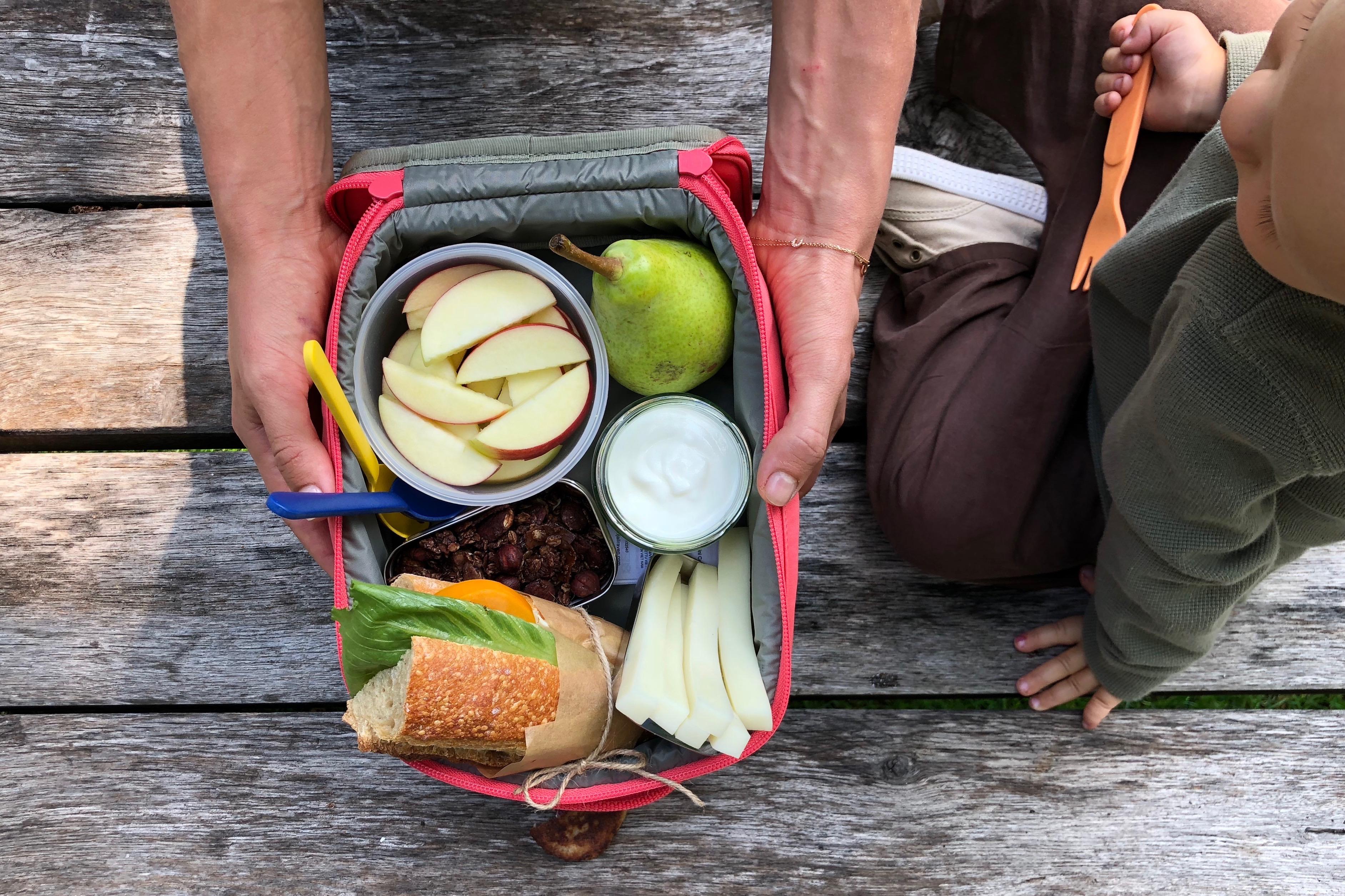 SVAČINKY – náš domácí lunchboxing