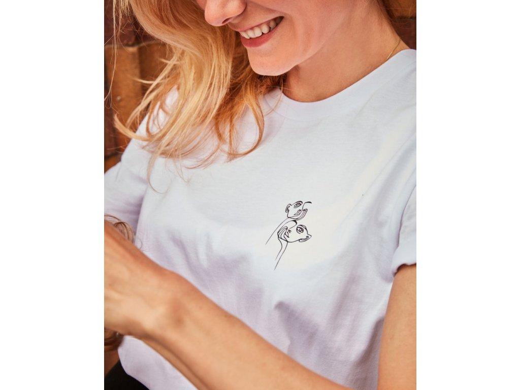 Tričko - Ženská síla