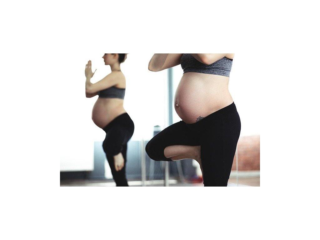 Těhotenská / poporodní jóga
