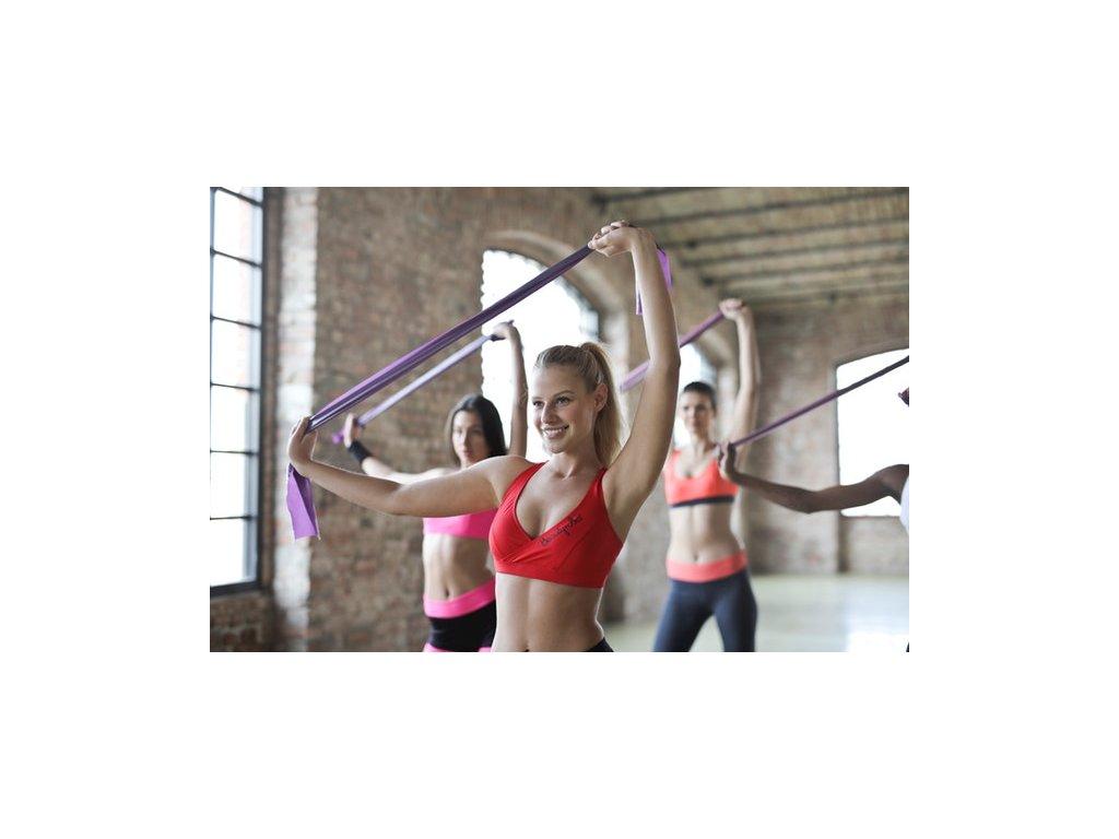 three women s doing exercises 863977