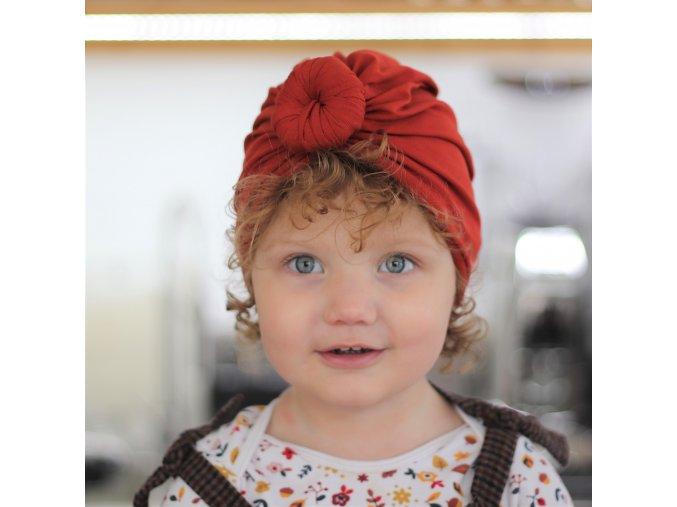 detsky turban, detsky turbanek, turban detsky, turbanek pro miminko, turban, turbanek, balvneny turban, balvneny turbanek