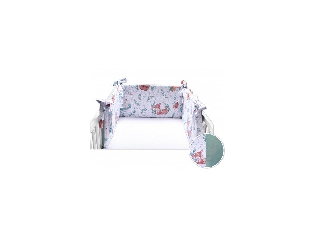 3el lulu naturalzimna mięta łóżeczko