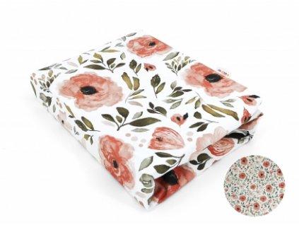 květy magnolie 1