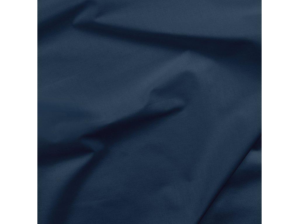 královsky modrá bavlněné plátno