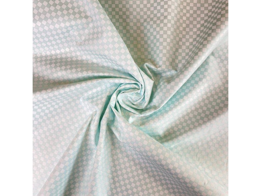 Látka sypkovina SULPA kostičky na zelené