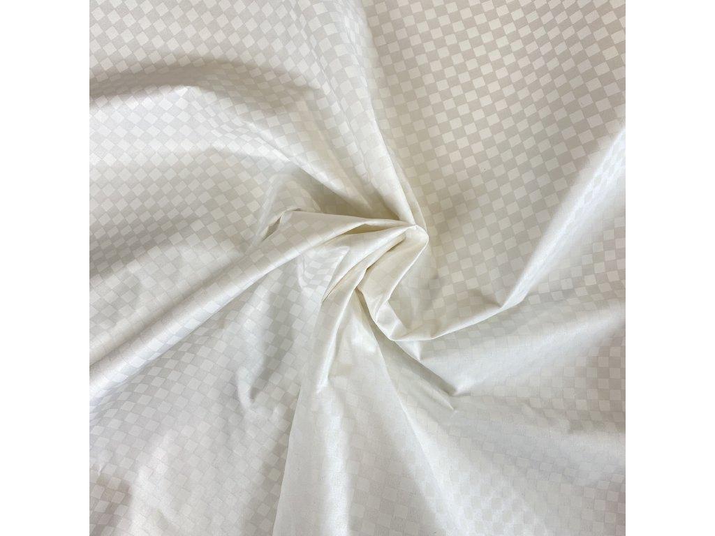 Látka sypkovina SULPA kostičky na bílé