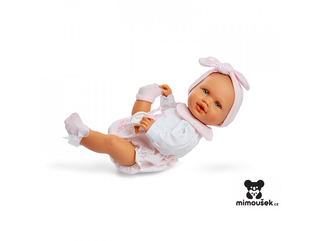 Berjuan Interaktivní panenka Baby Marriana 38cm