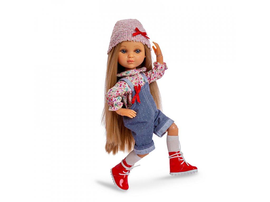 Berjuan kloubová panenka Eva Luxury Doll 35cm