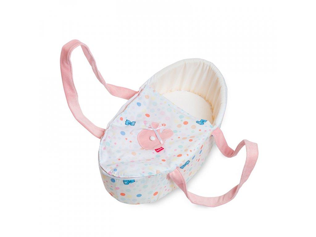 Berjuan Přenosná postýlka pro panenky Baby Susú
