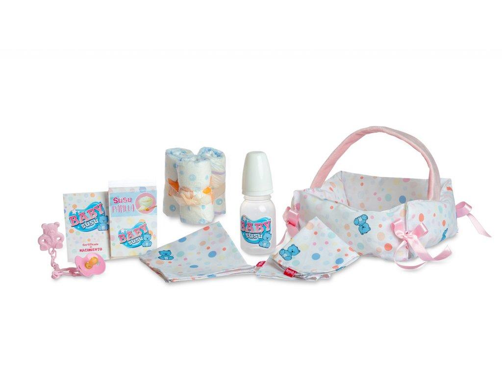Berjuan Výbavička pro panenky Baby Susú