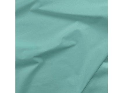 bavlněné plátno aqua