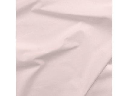 světle růžová bavlněné plátno