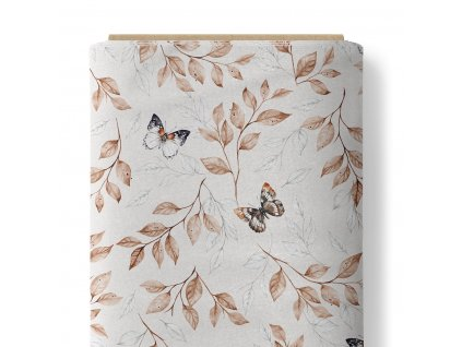 motýlci v listí