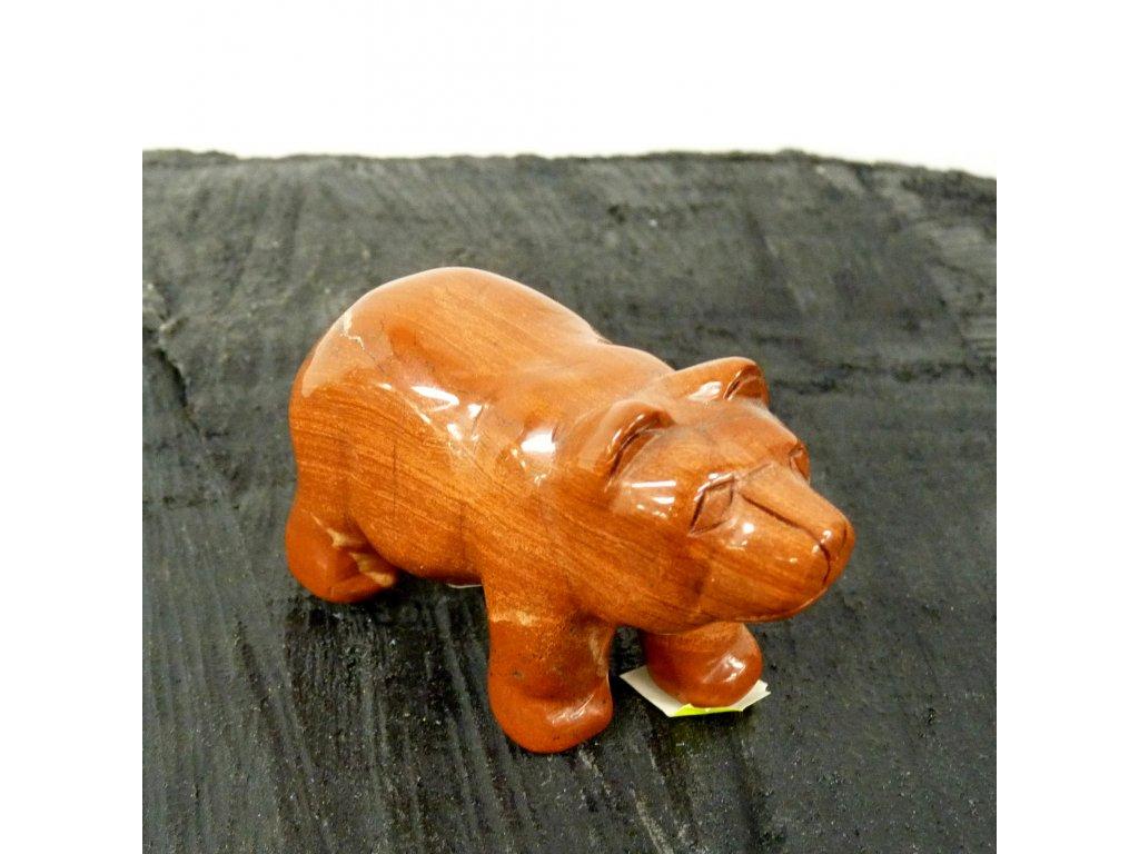 Jaspis medvěd