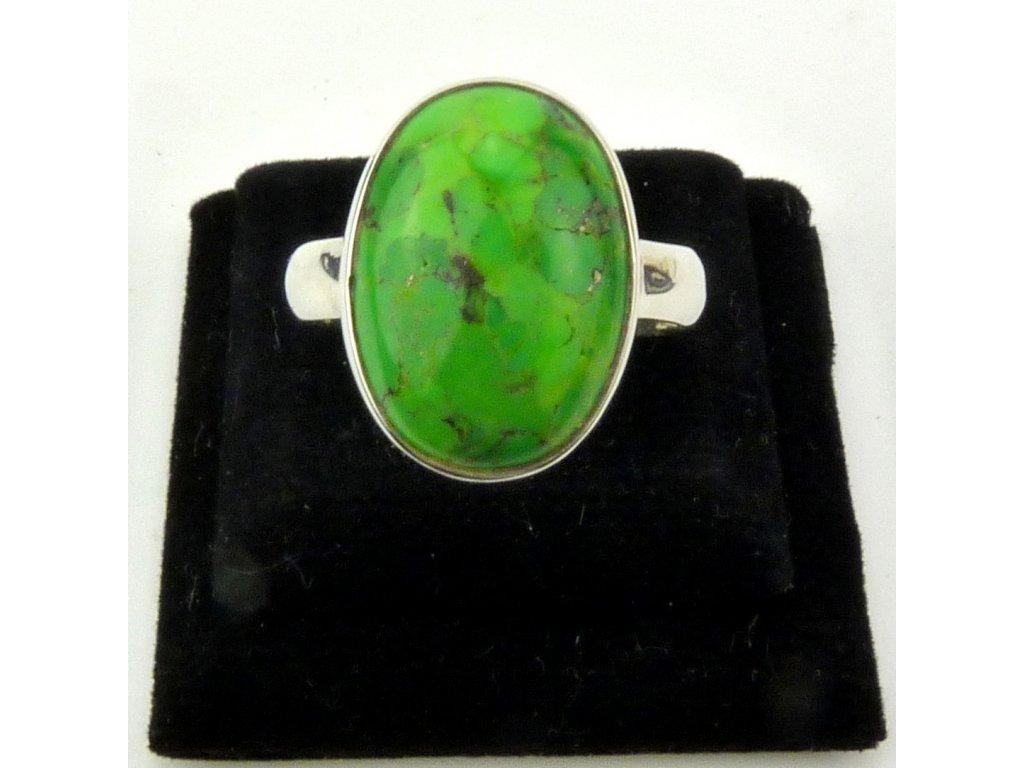 Tyrkys zelený prsten