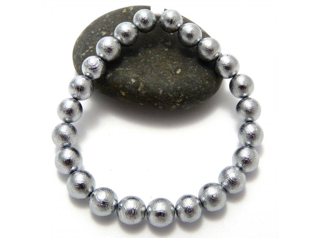 Meteorit Muonionalusta náramek