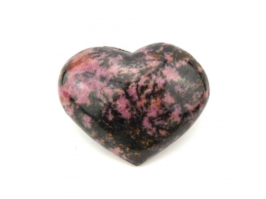 Rodonit srdce