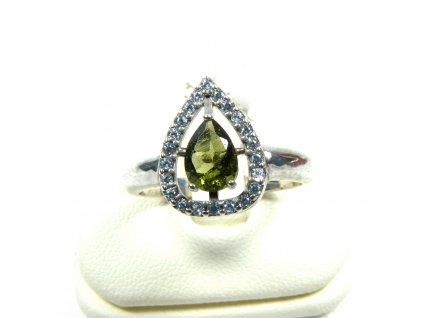 Vltavín prsten