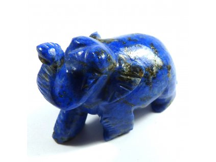 Lapis Lazuli slon