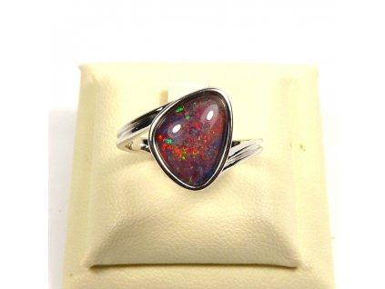 Opál prsten
