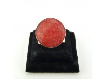 Korál prsten