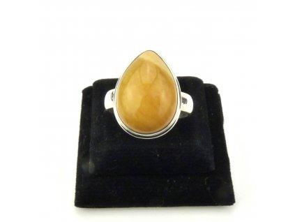 Jaspis prsten