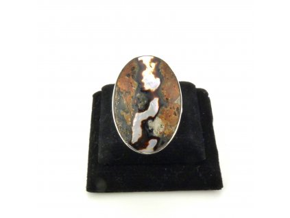 Perleť prsten
