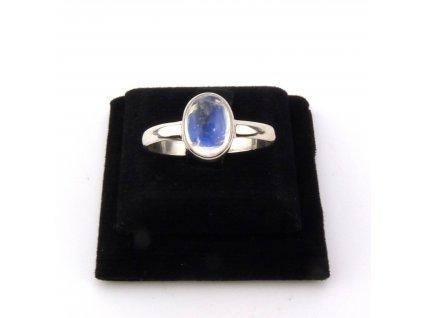 Měsíční kámen prsten