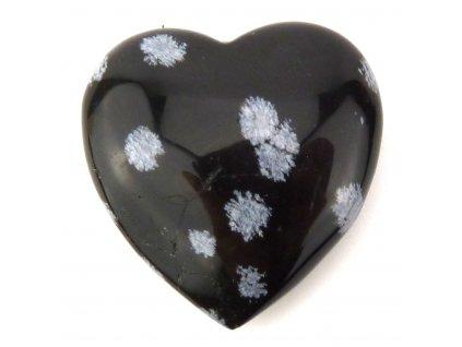 Obsidian srdce