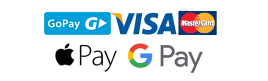 Platba Kartou - Apple Pay - Google Pay