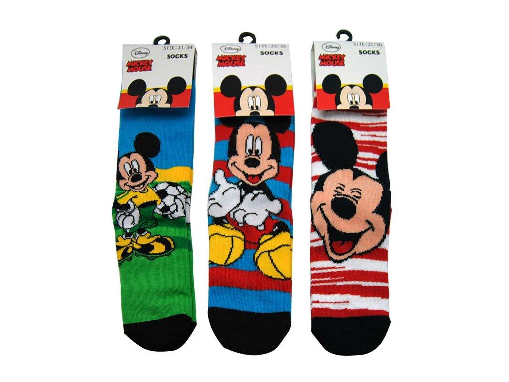 ES 819080 23 ponozky mickey