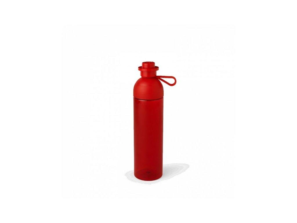 LEGO láhev 0,74L, červená