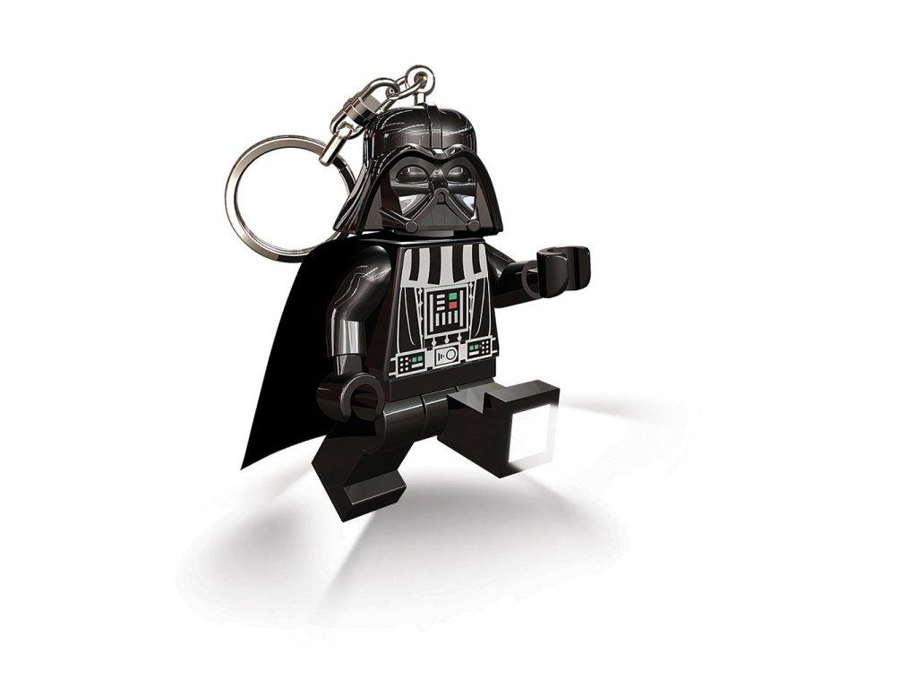 LEGO Star Wars Darth Vader svítící figurka, Klíčenka.