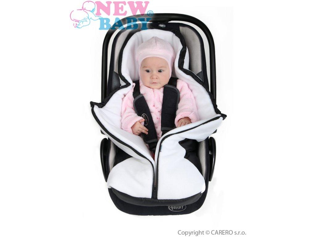 Zimní fusak New Baby Car