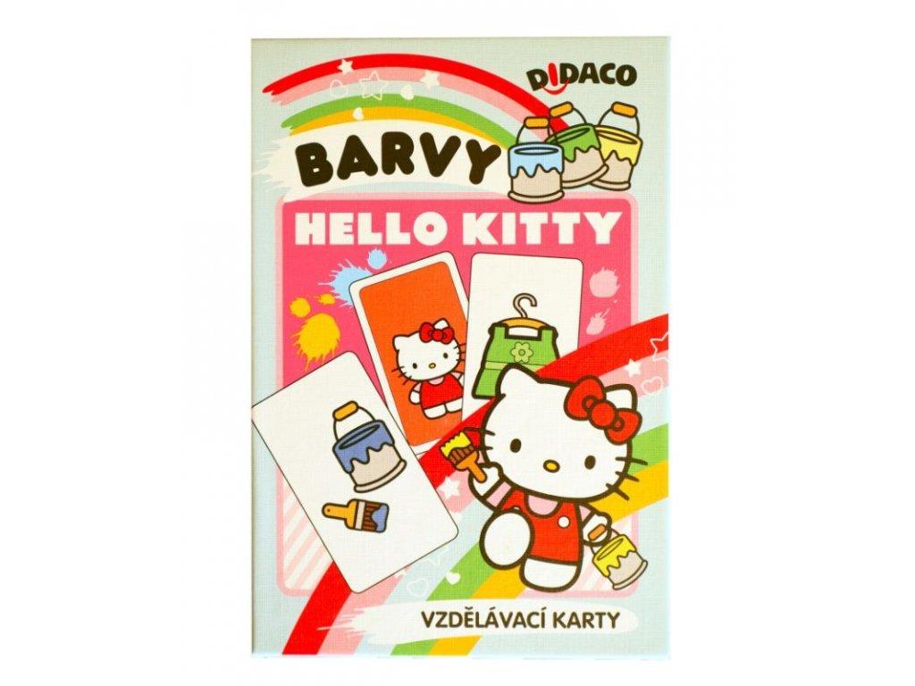 Didaco Barvy Hello Kitty