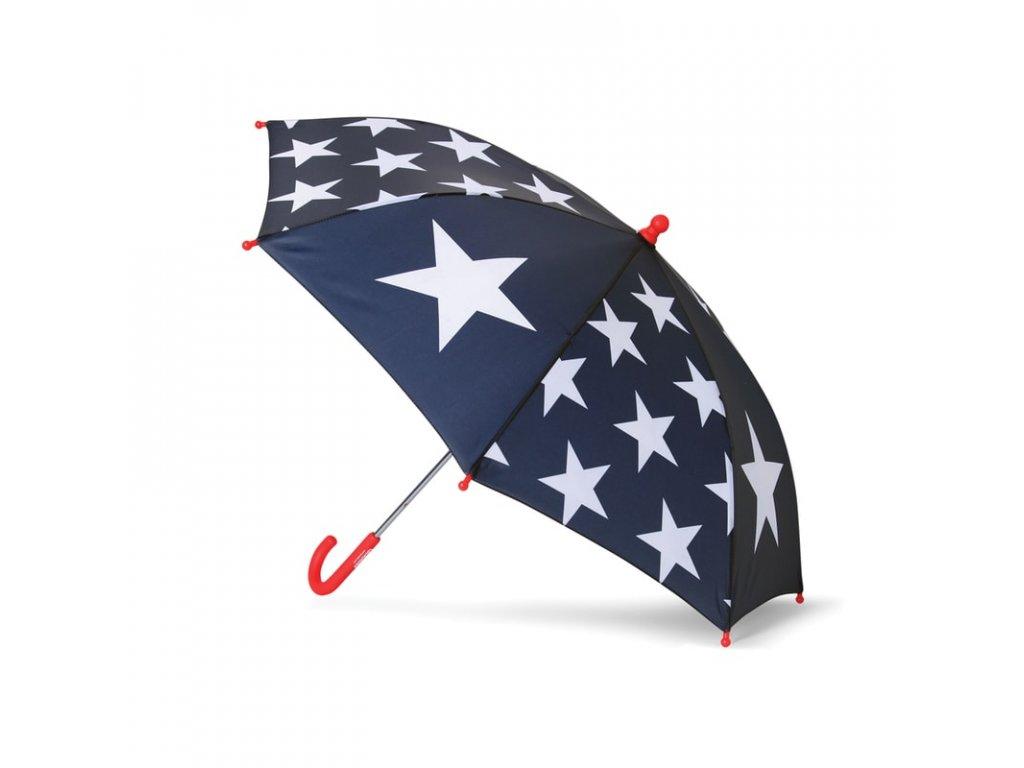 Dětský deštník - Hvězdy