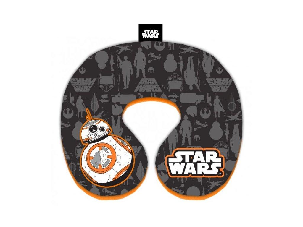 Cestovní polštářek STAR WARS BB-8