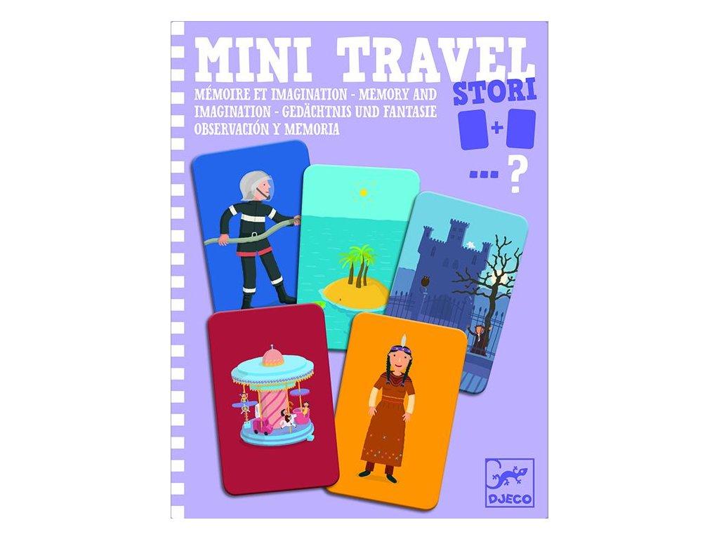 Mini Travel STORI - Příběhy