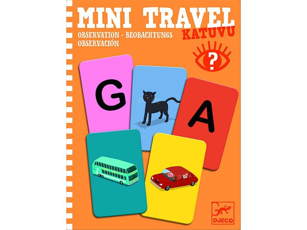 Mini Travel KATUVU - Všímáš si věcí?