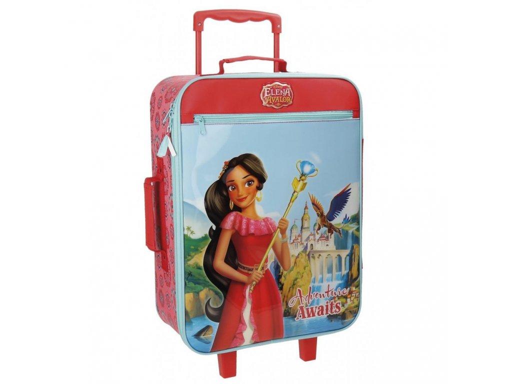 Dětský kufr Elena z Avaloru