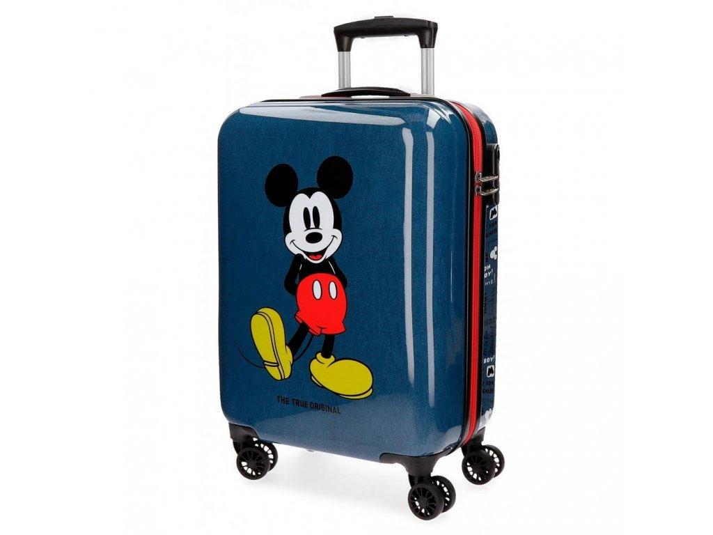 Mickey mouse modrá