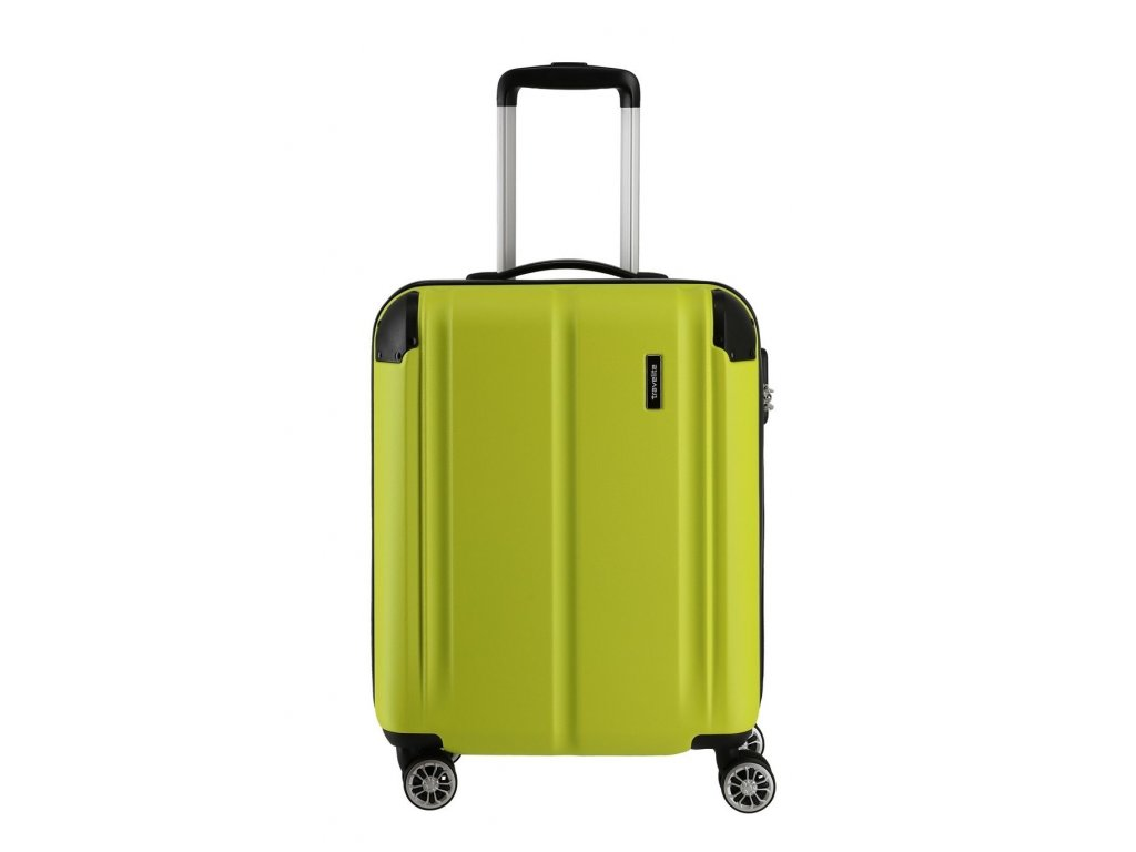 Palubní kufr TRAVELITE CITY 4W S LEMON