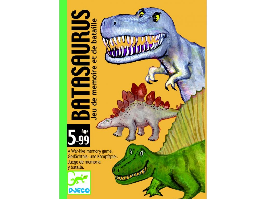 Hra Batasaurus