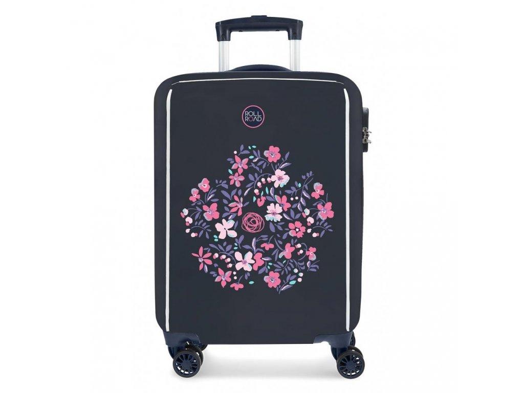 Cestovní kufr ABS Roll Road Spring 67 cm